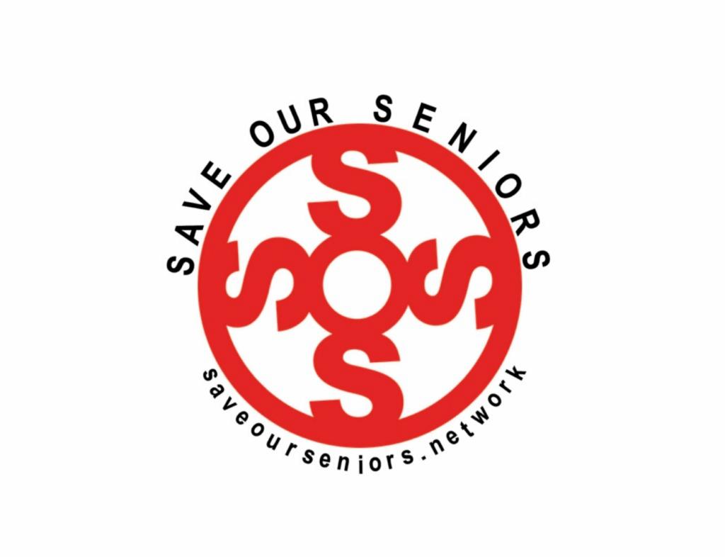 SOS Logo with text