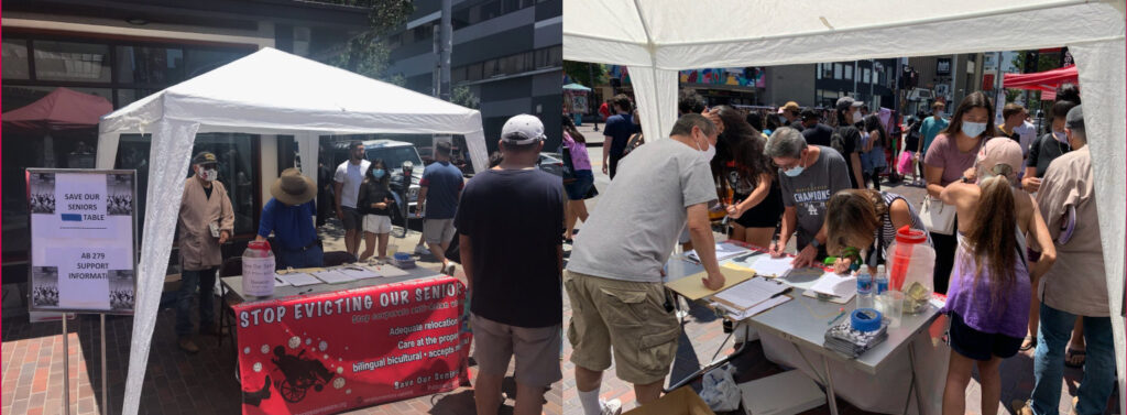 AB279 Letter Signing in Little Tokyo