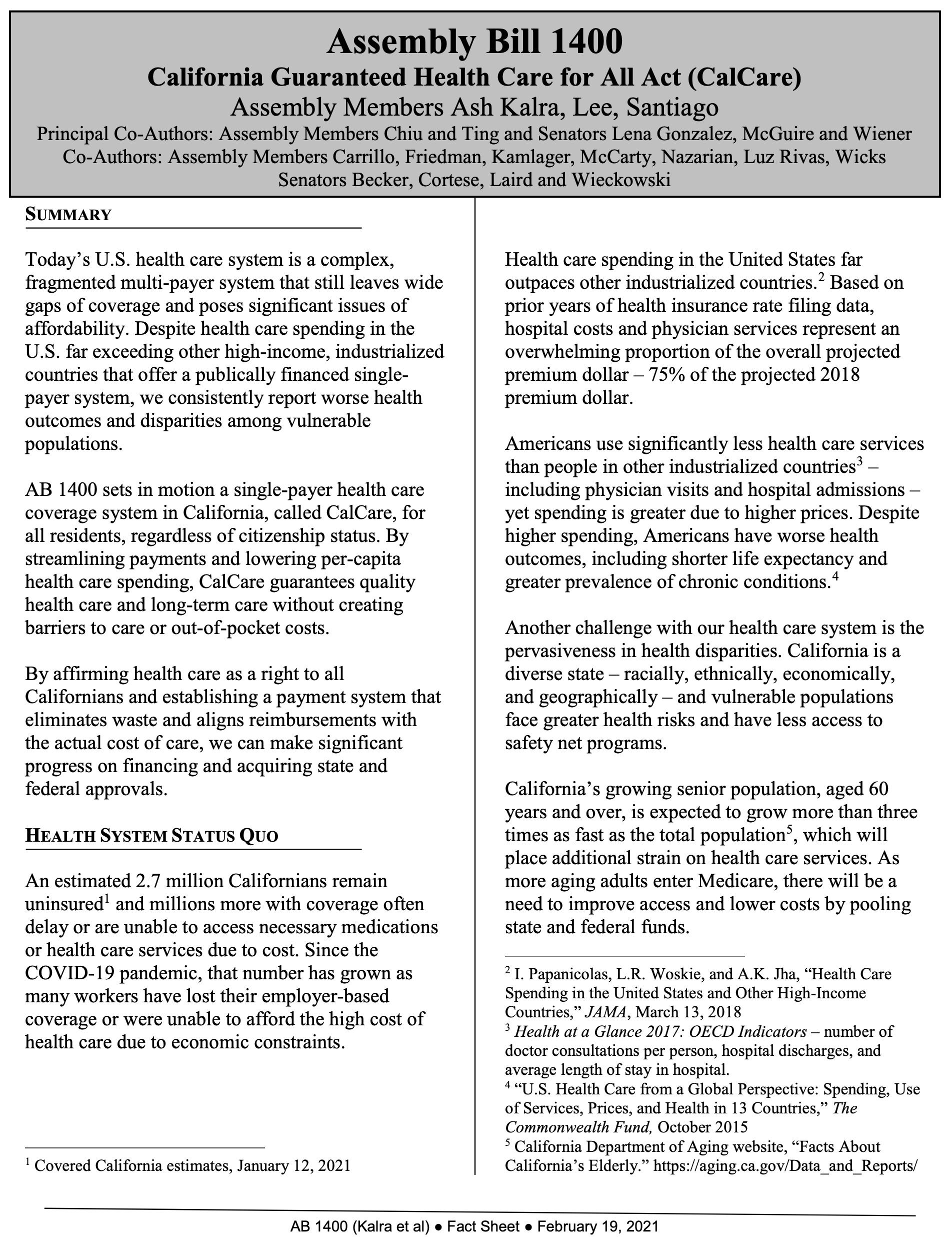 AB1400 FAQ 1of2