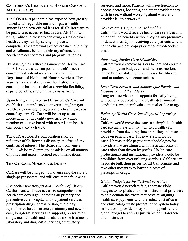 AB1400 FAQ 2of2